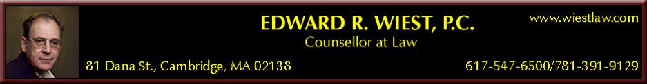 Edward R. Wiest, P.C.